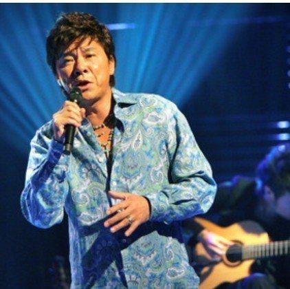 日本歌手西城秀樹因心臟衰竭於16日過世。圖/摘自朝日新聞