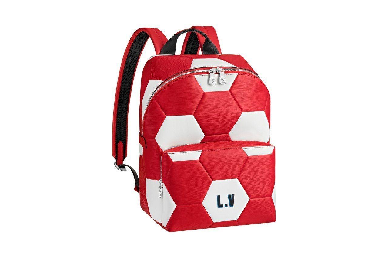 Apollo後背包,售價12萬3,000元。圖/LV提供