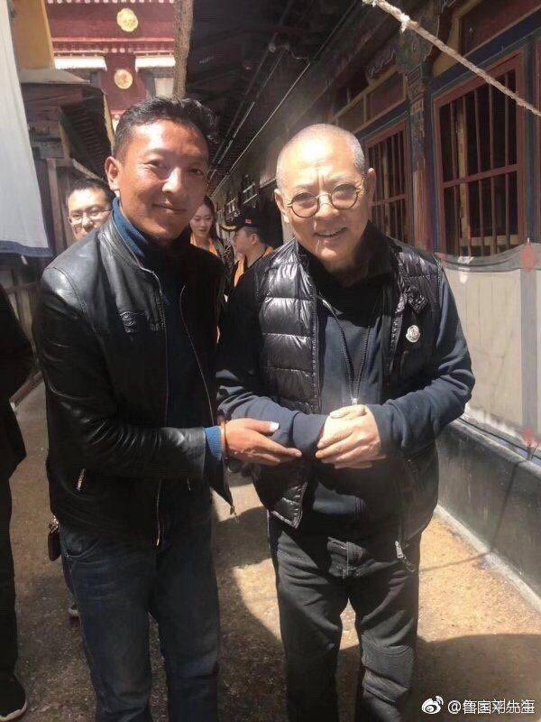 李連杰看起來像是80歲老人,但實際上只有55歲。圖/摘自微博