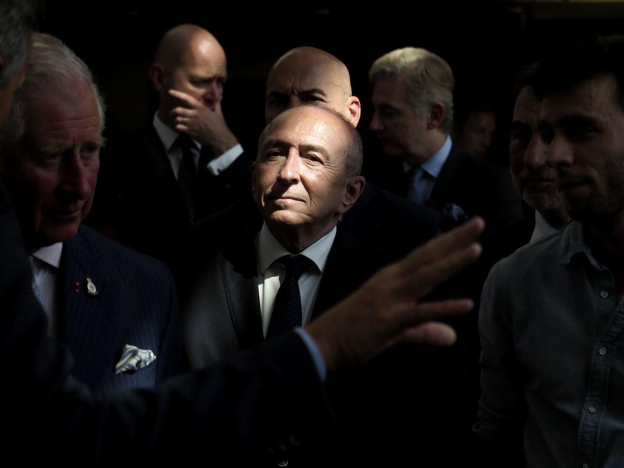 法國內政部長柯隆布18日表示,破獲一起恐怖攻擊陰謀。 歐新社