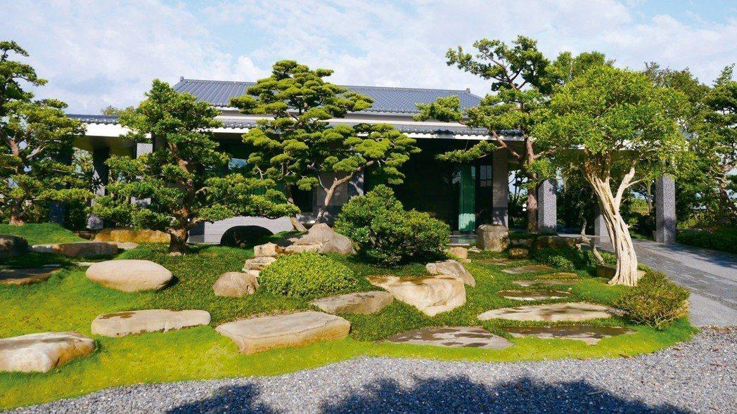滿峯園及古美樹雙品牌是打造頂級庭園的知名品牌。 圖/滿峯園、CNFlower西恩...