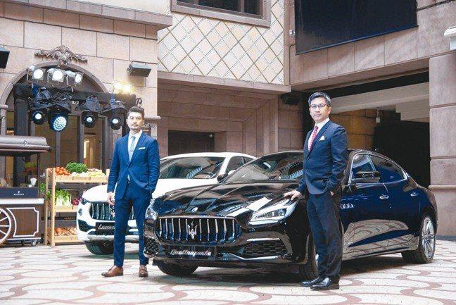Maserati與百年男裝品牌Ermenegilo Zegna攜手推出Maser...