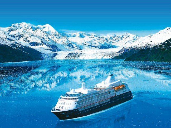 前往南極,絕大多數是要搭破冰船過去。 圖/業者提供