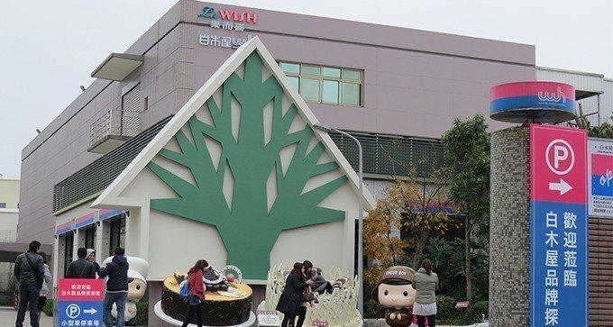 景岳生技旗下知名蛋糕店,民國86年成立的白木屋食品將停業停工。 報系資料照