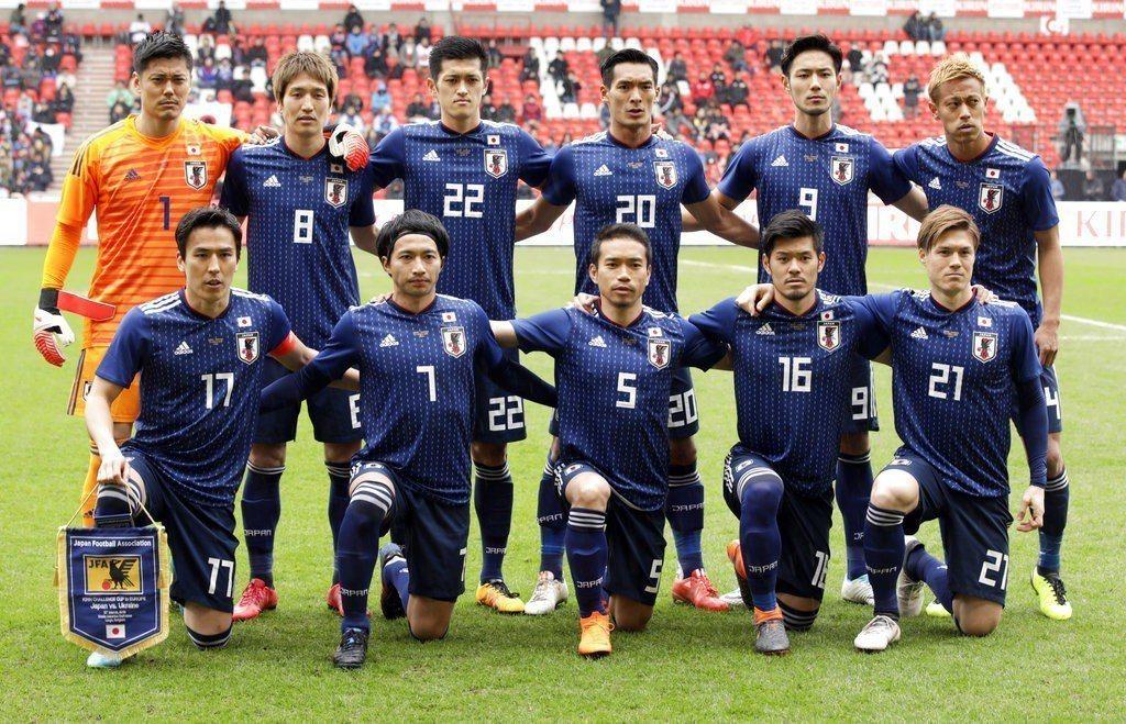 日本隊 足球 2018的圖片搜尋結果