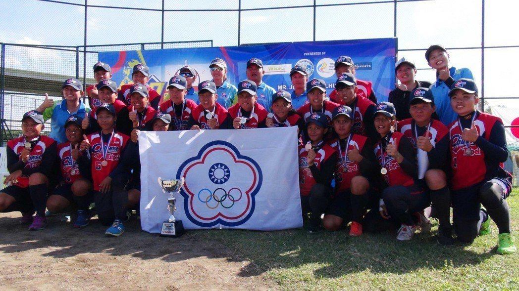 第7屆亞洲女子青年壘球錦標賽18日在菲律賓克拉克(Clark)自由港區閉幕,經過...