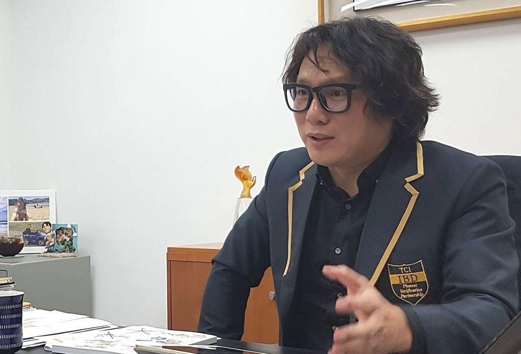大江董事長林詠翔表示,人才是企業最重要的競爭力。 大江生醫/提供