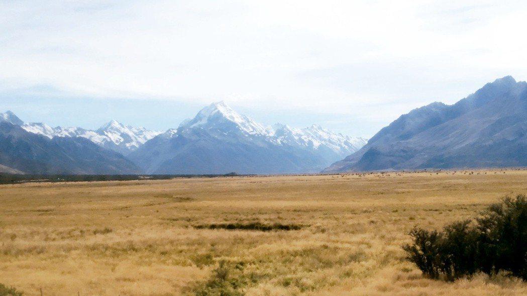 紐西蘭的大自然壯麗無比。