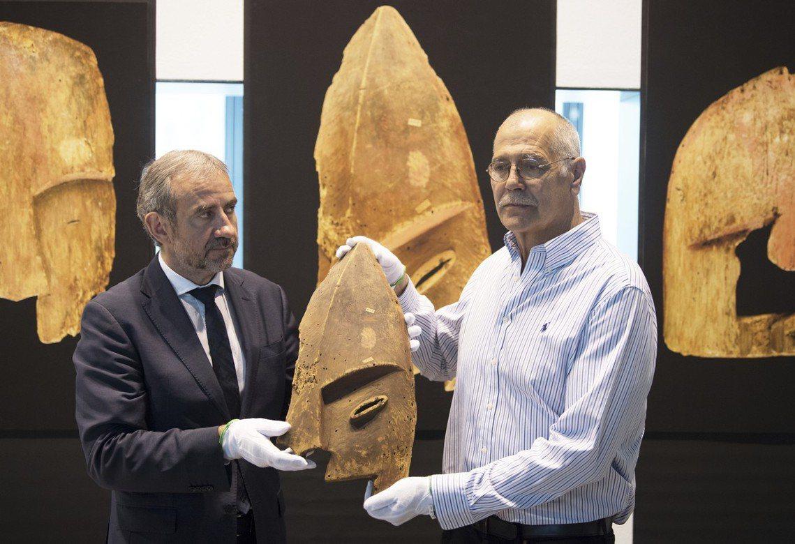 普魯士文化遺產基金會歸還非法取得文物。 圖/美聯社