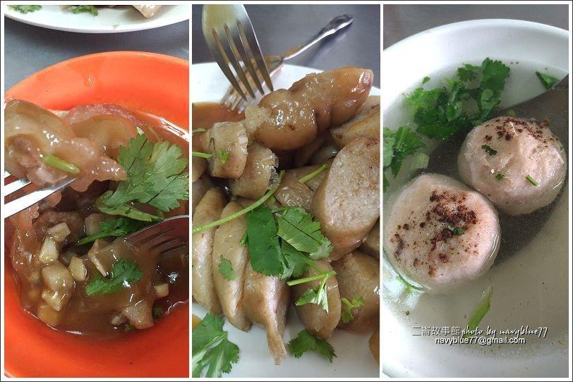 ↑肉丸、米腸、貢丸湯,在餐桌上是好朋友。