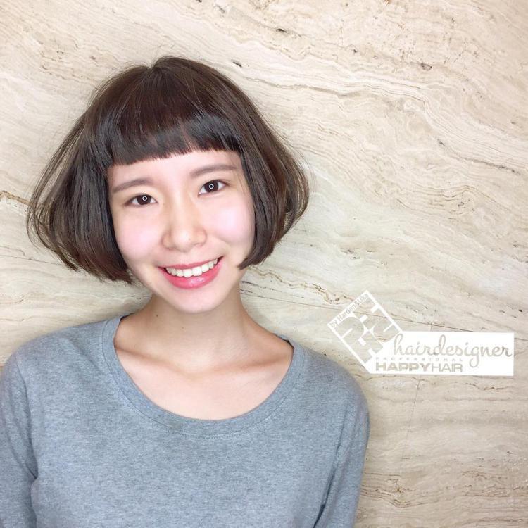 髮型創作/FB 蔡虎牙。圖/StyleMap提供