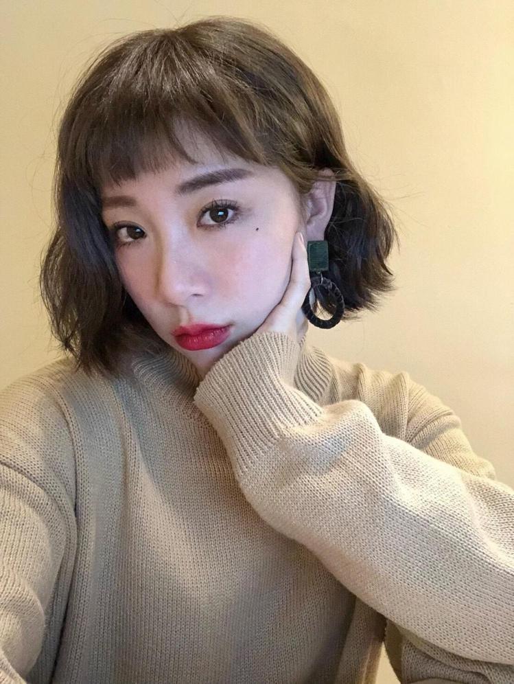 髮型創作/MEGhairstyle。圖/StyleMap提供