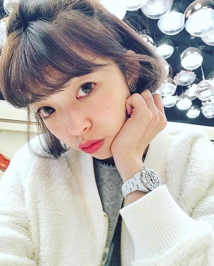 髮型創作/台北東區-Angus怡龍。圖/StyleMap提供