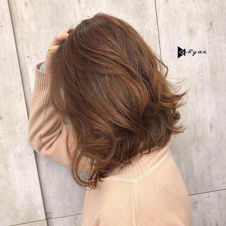 髮型創作/Ryan。圖/StyleMap提供