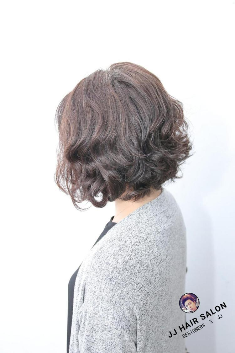 髮型創作/JJ x JJ HAIR SALON。圖/StyleMap提供