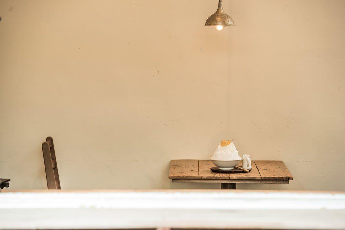 用一碗檸檬蜂蜜雪鹽日式刨冰迎接夏日。