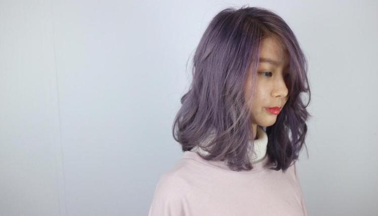 髮型創作/周彥凱 。圖/StyleMap提供