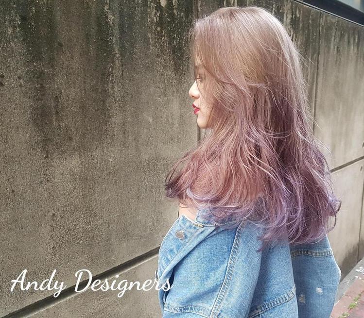 髮型創作/Andy 。圖/StyleMap提供