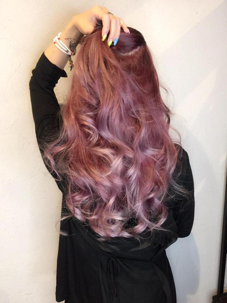 髮型創作/Wawa Wu。圖/StyleMap提供