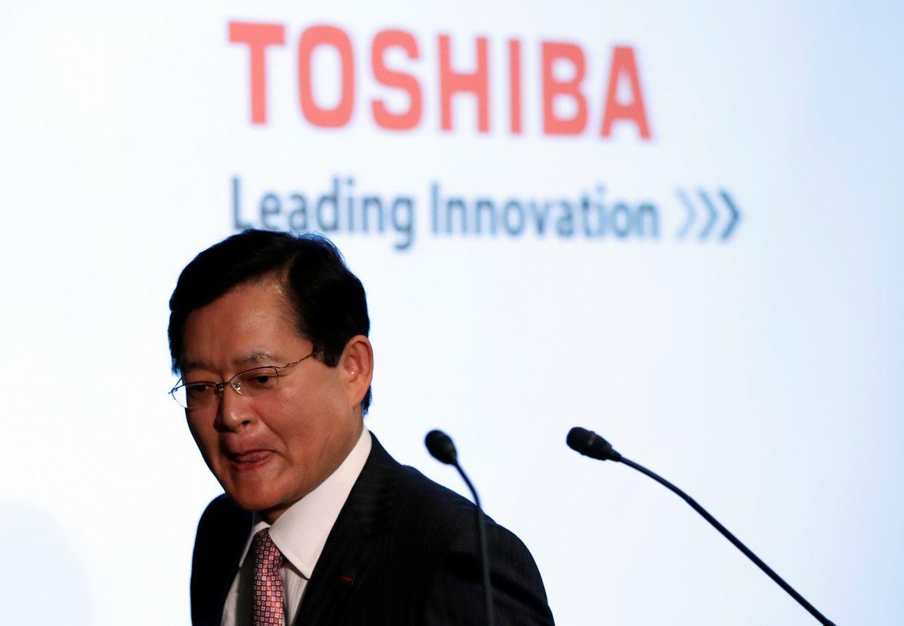 東芝需要找到新的成長領域,是新任執行長車谷易昭面臨的課題。路透