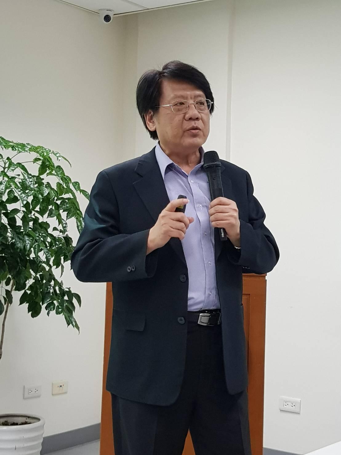 環保署空保處長蔡鴻德。記者彭宣雅/攝影