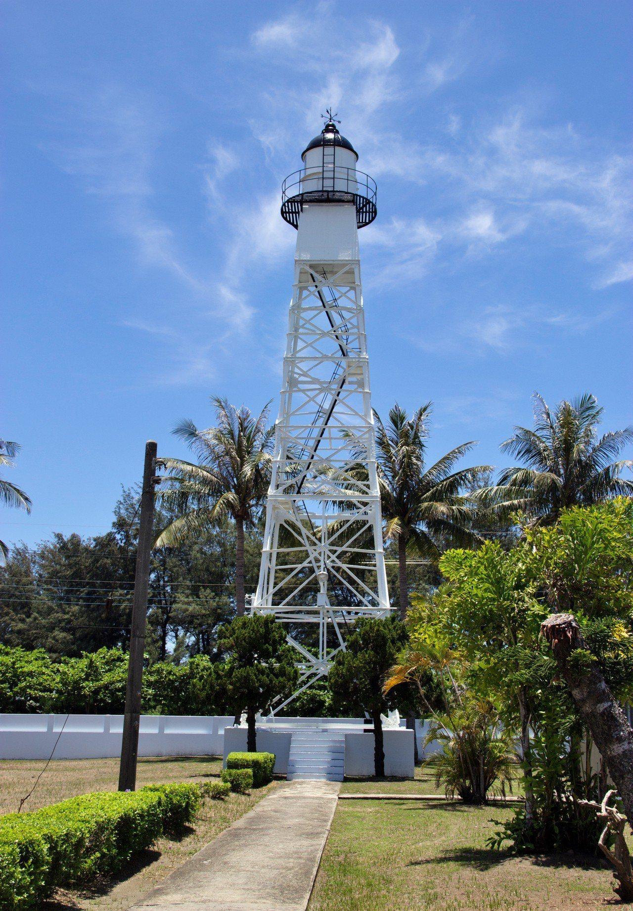 安平燈塔。圖/航港局提供