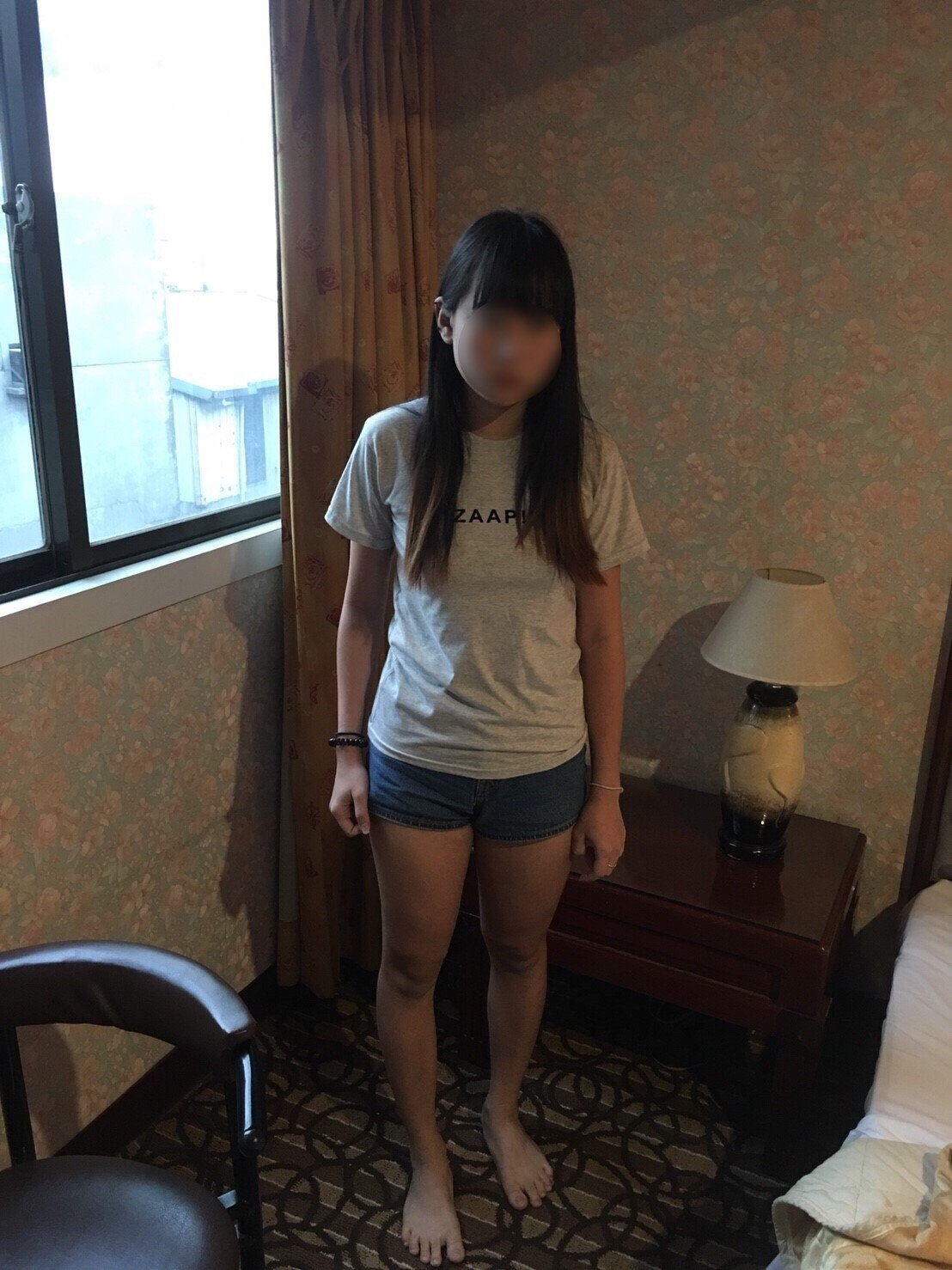 20歲泰國籍女子假藉觀光名義來台自由行,暗中從事性交易被警方查獲,哭著抱怨才接1...