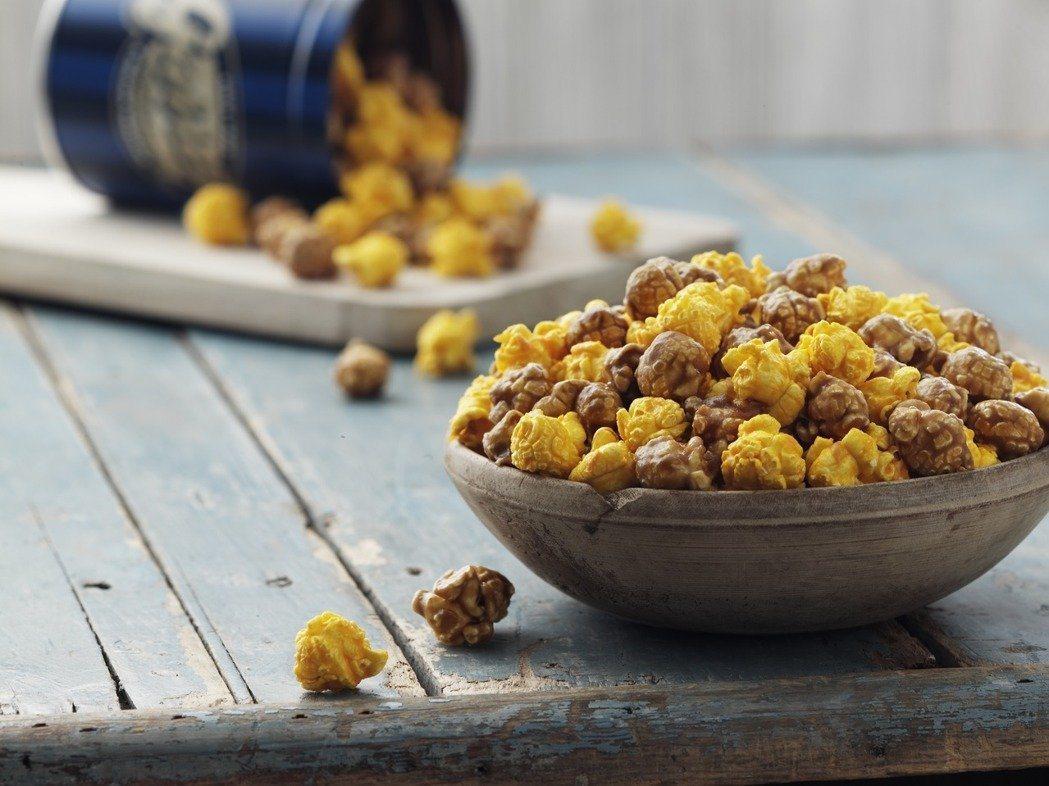 Garrett被許多網友譽為「地表上最好吃爆米花」。圖/Garrett爆米花提供