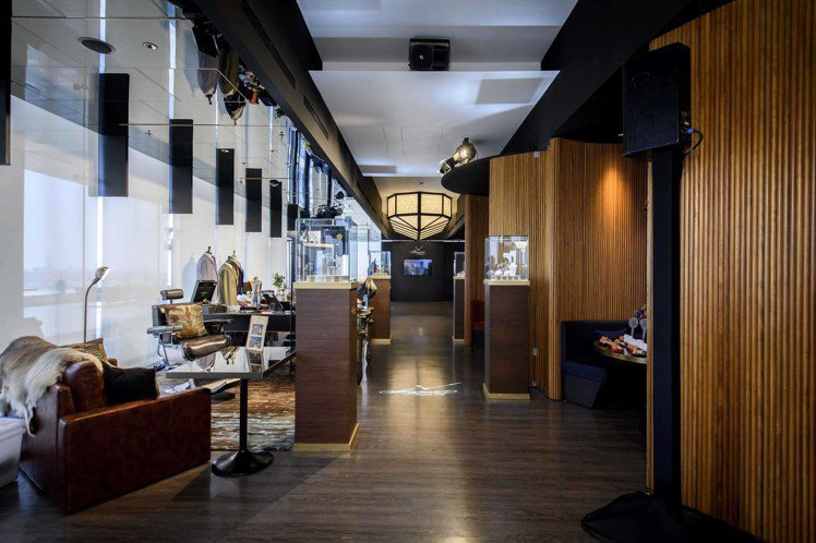 寶璣經典之旅全球紳仕巡迴台北站假台北萬豪酒店舉辦。圖/寶璣提供