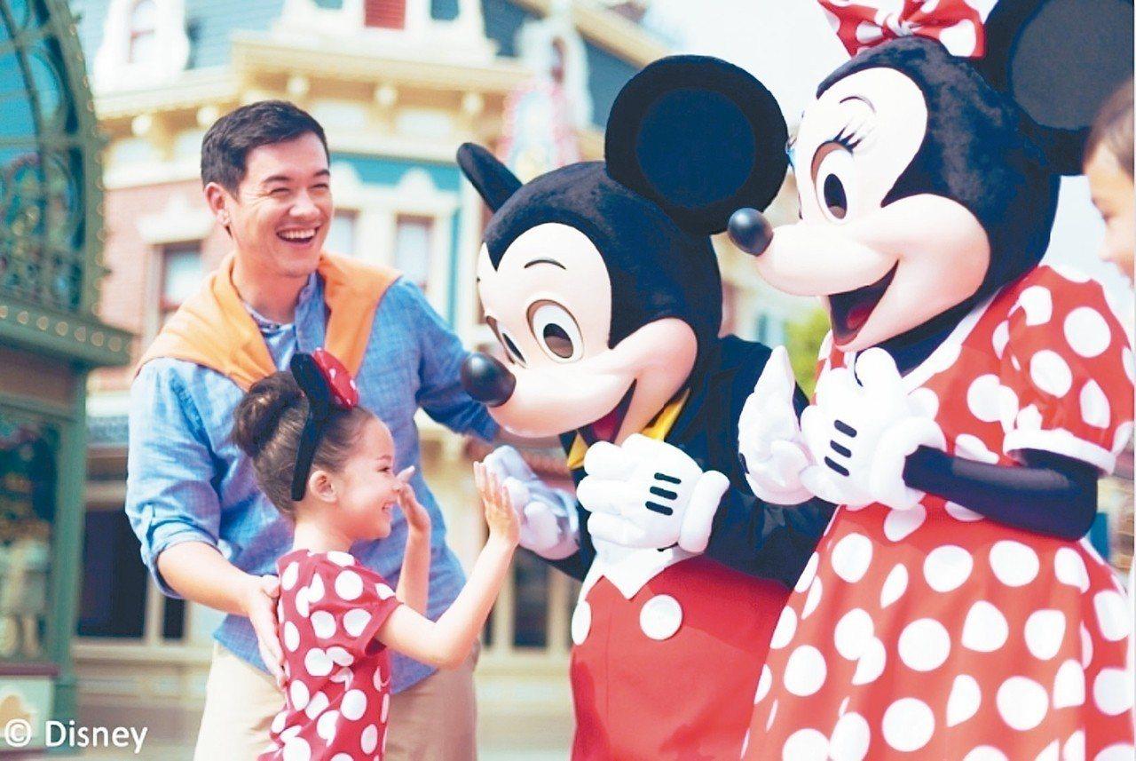 暑假是親子旅遊的主力市場。 圖/燦星旅遊提供