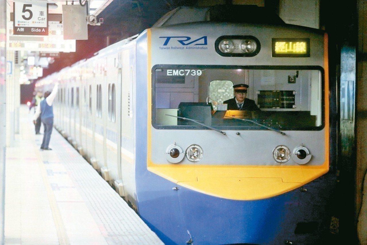 台鐵將招聘954名營運人員。 圖/聯合報系資料照片