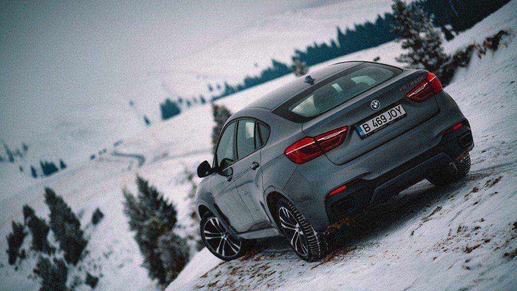 好久沒有消息的第二代BMW X6(F16)。 摘自BMW