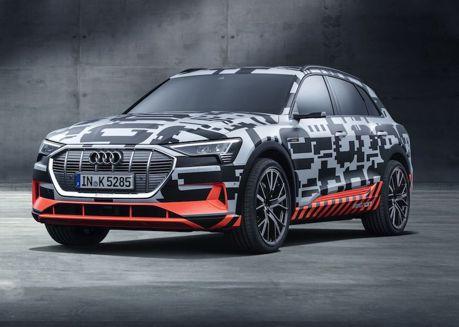 Audi目標確立 2025年達成80萬輛電能車輛銷售