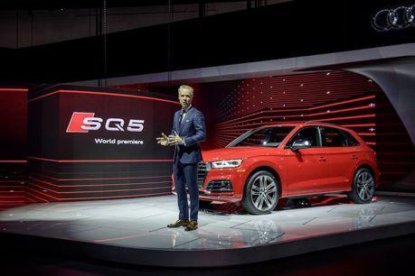 Audi跟進雙B 明年不參加底特律車展