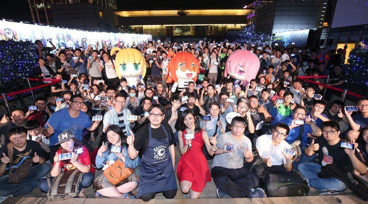 《Fate/Grand Order》繁中版周年慶典,限量邀請300位幸運御主(玩...