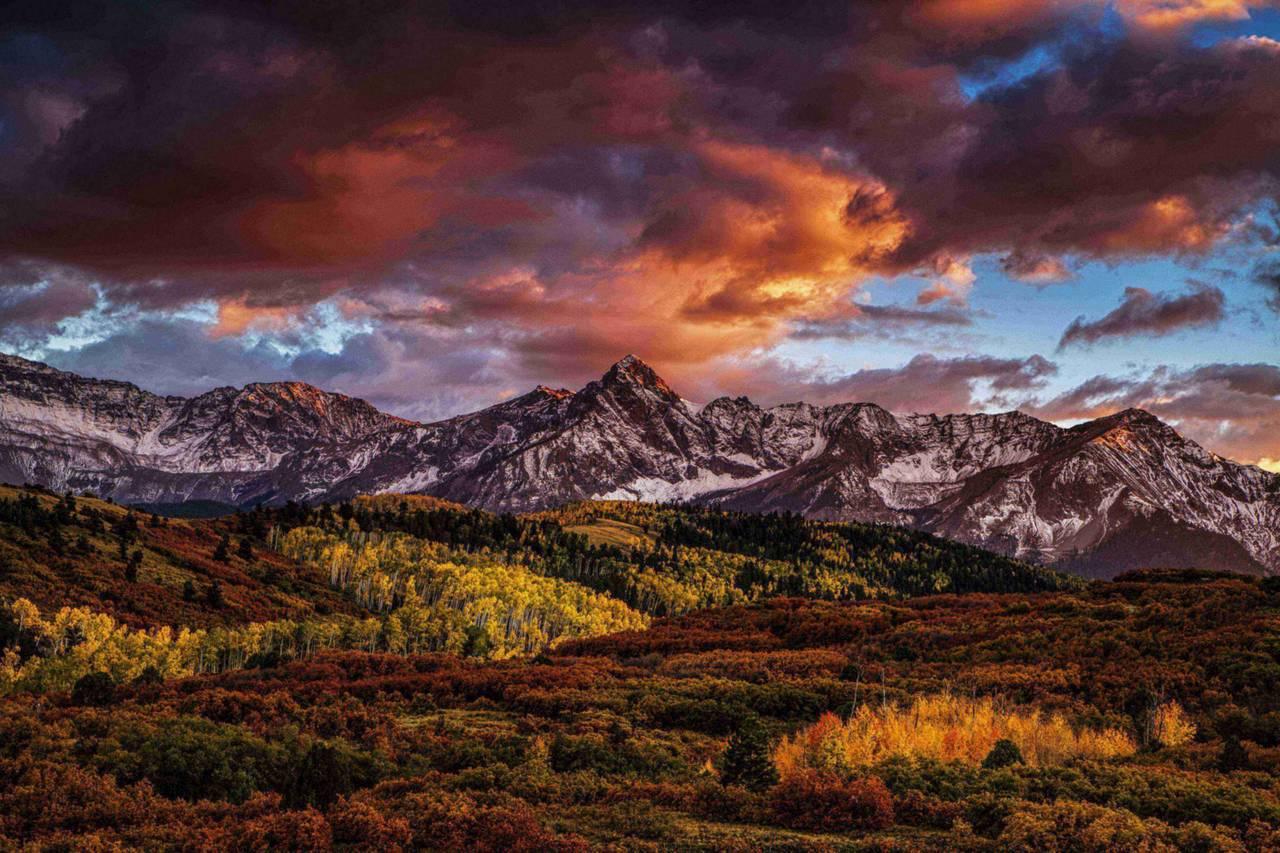 「美國聖胡安山脈」體驗未經破壞的自然風光。圖/Booking.com提供