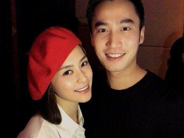 阿嬌(左)即將嫁給賴弘國(右)。圖/摘自IG