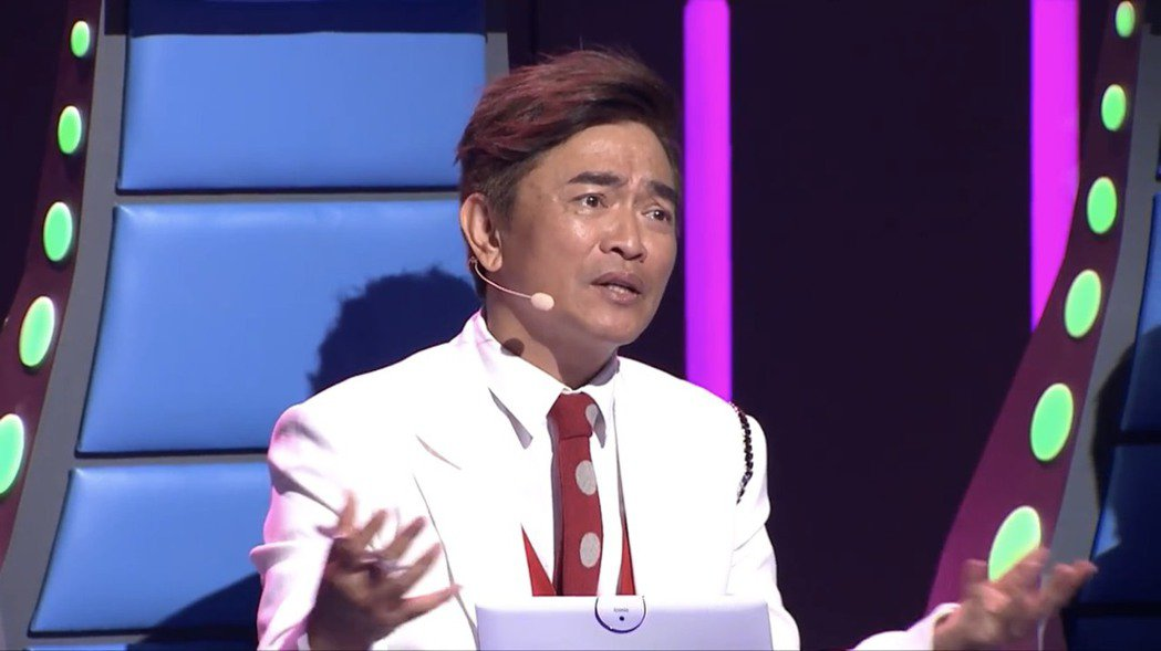 吳宗憲錄影變臉。圖/TVBS提供