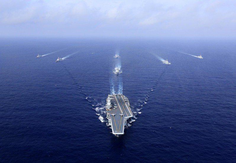 回首中共海軍70年…從舢舨起家 毛澤東選的海軍司令還會暈船