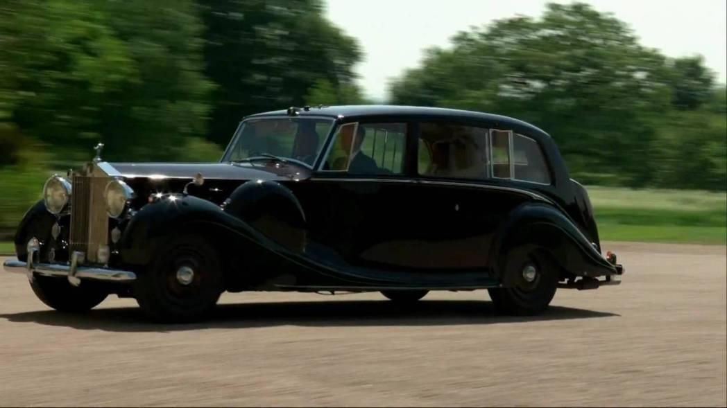 1950 Rolls-Royce Phantom IV。 摘自Motor1