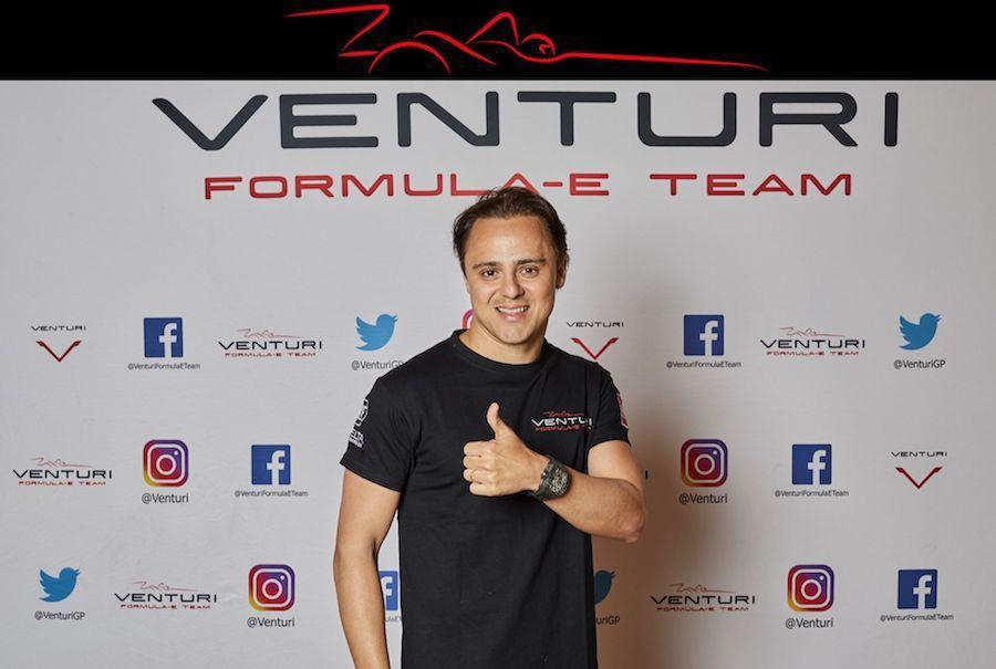 Felipe Massa。 摘自Carscoops.com