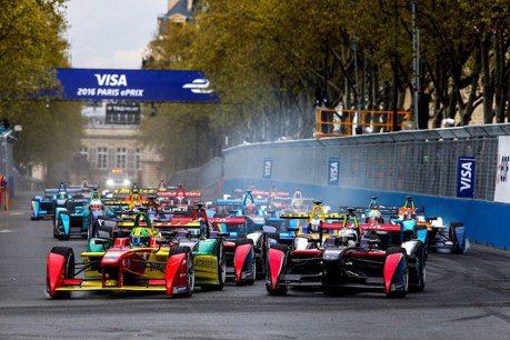 Felipe Massa退而不休 轉戰電動方程式Formula E