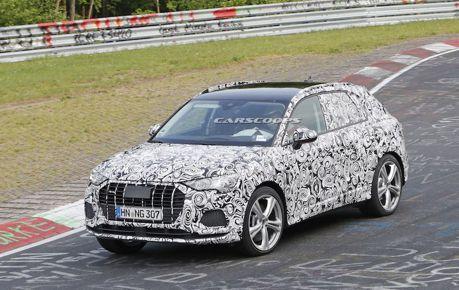 覺得Audi SQ3還不夠嗆嗎? RS Q3來了!