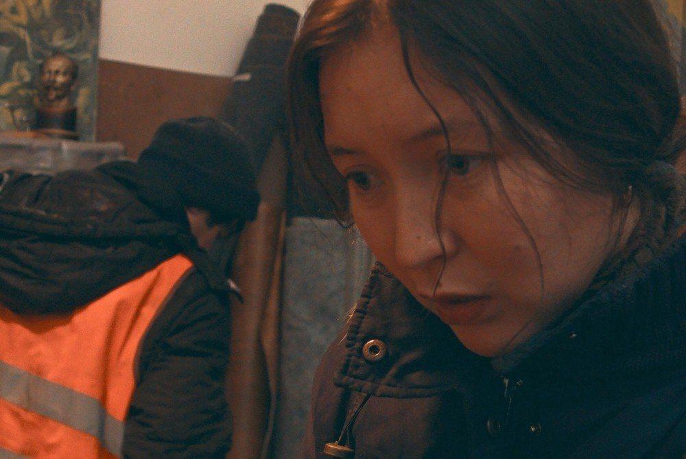 女星莎默耶斯雅莫娃在「小傢伙」中演出精彩。圖/前景提供