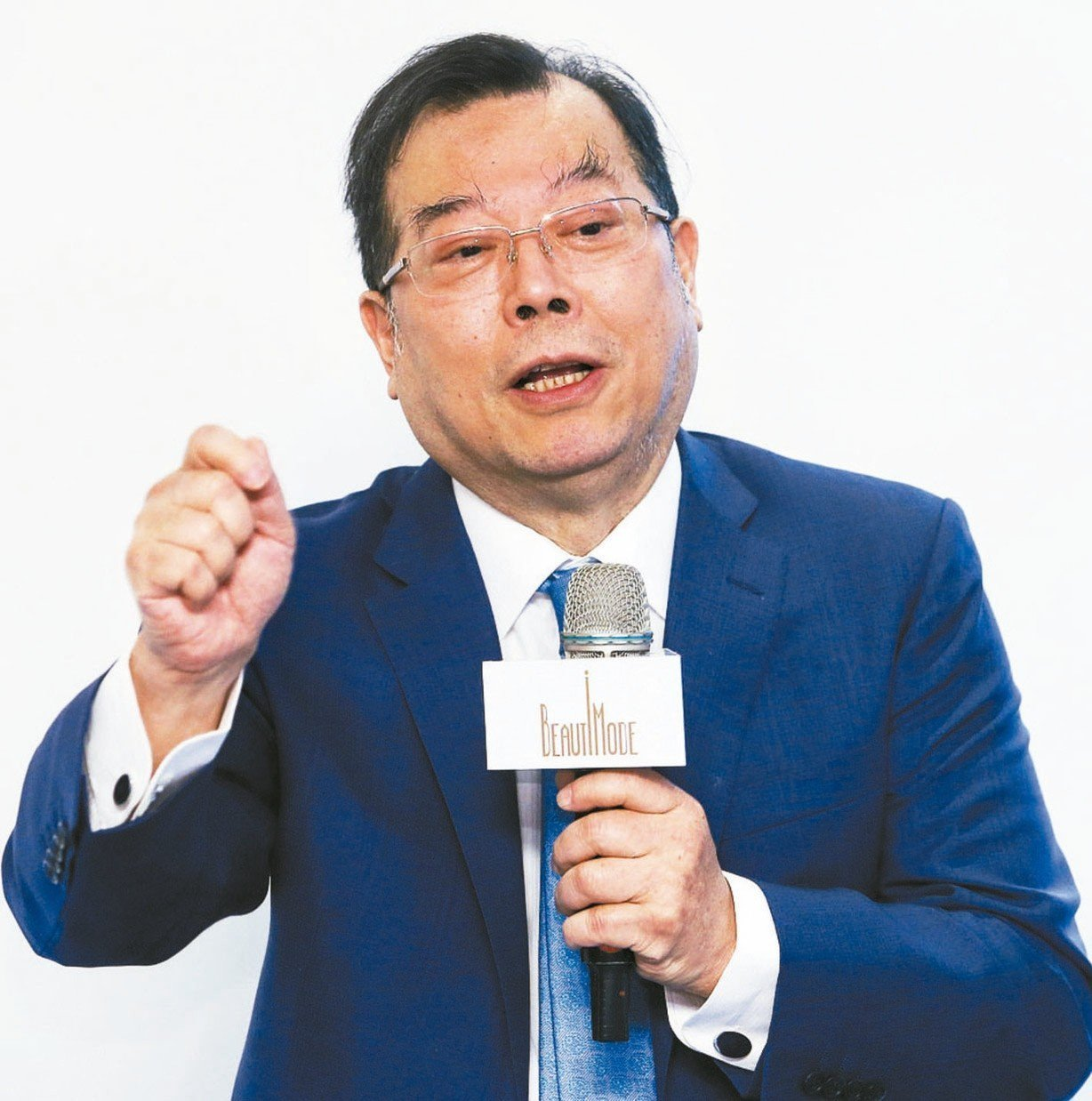 力晶執行長黃崇仁 (本報系資料庫)