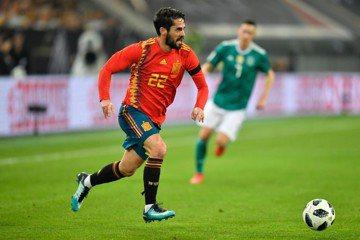 西班牙陣容出列 老將搭新手