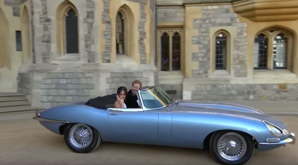 外型完全看不出來這是一輛純電動車。 摘自Guardian News影片