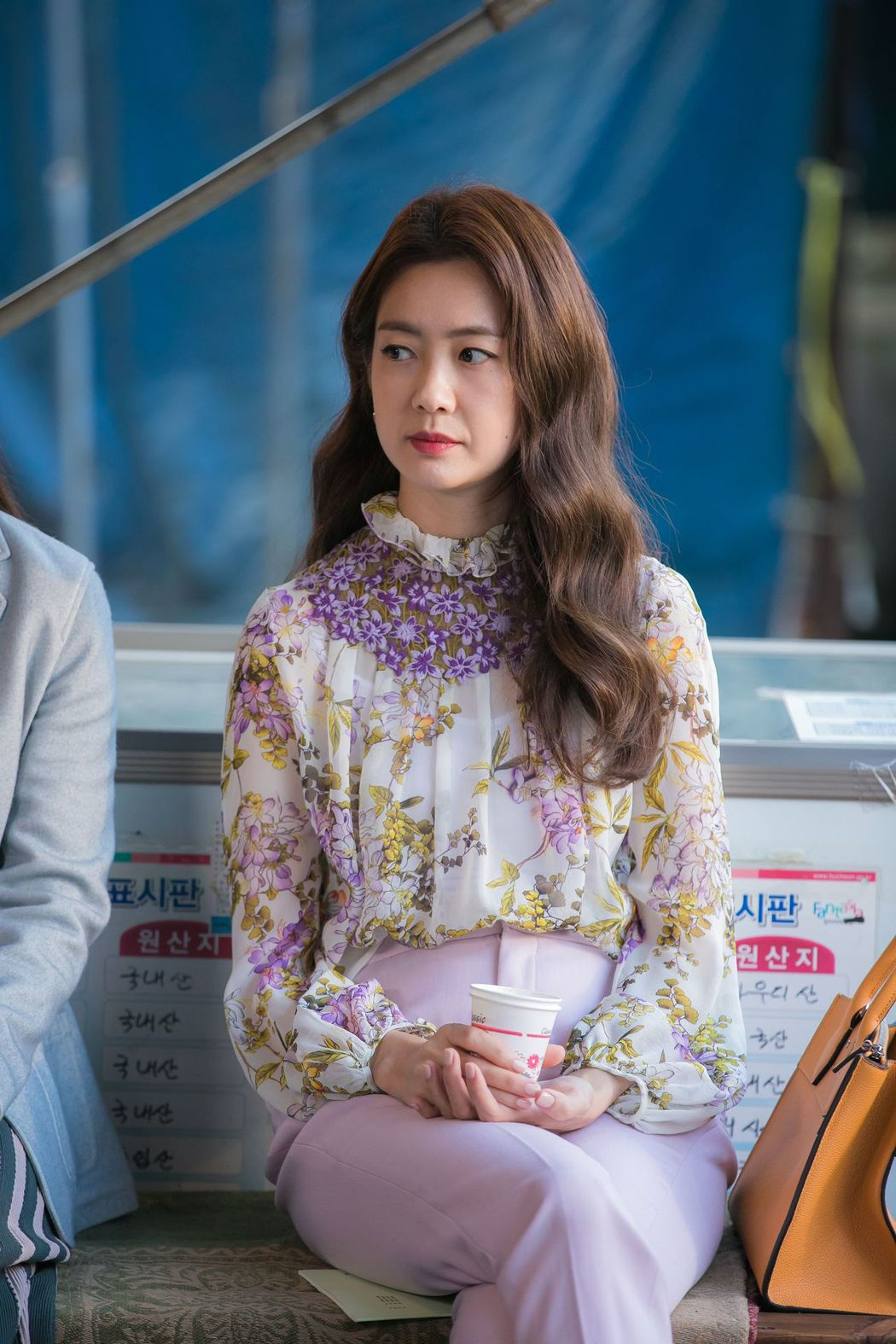 李瑤媛在戲中飾演貴婦。圖/緯來戲劇台提供