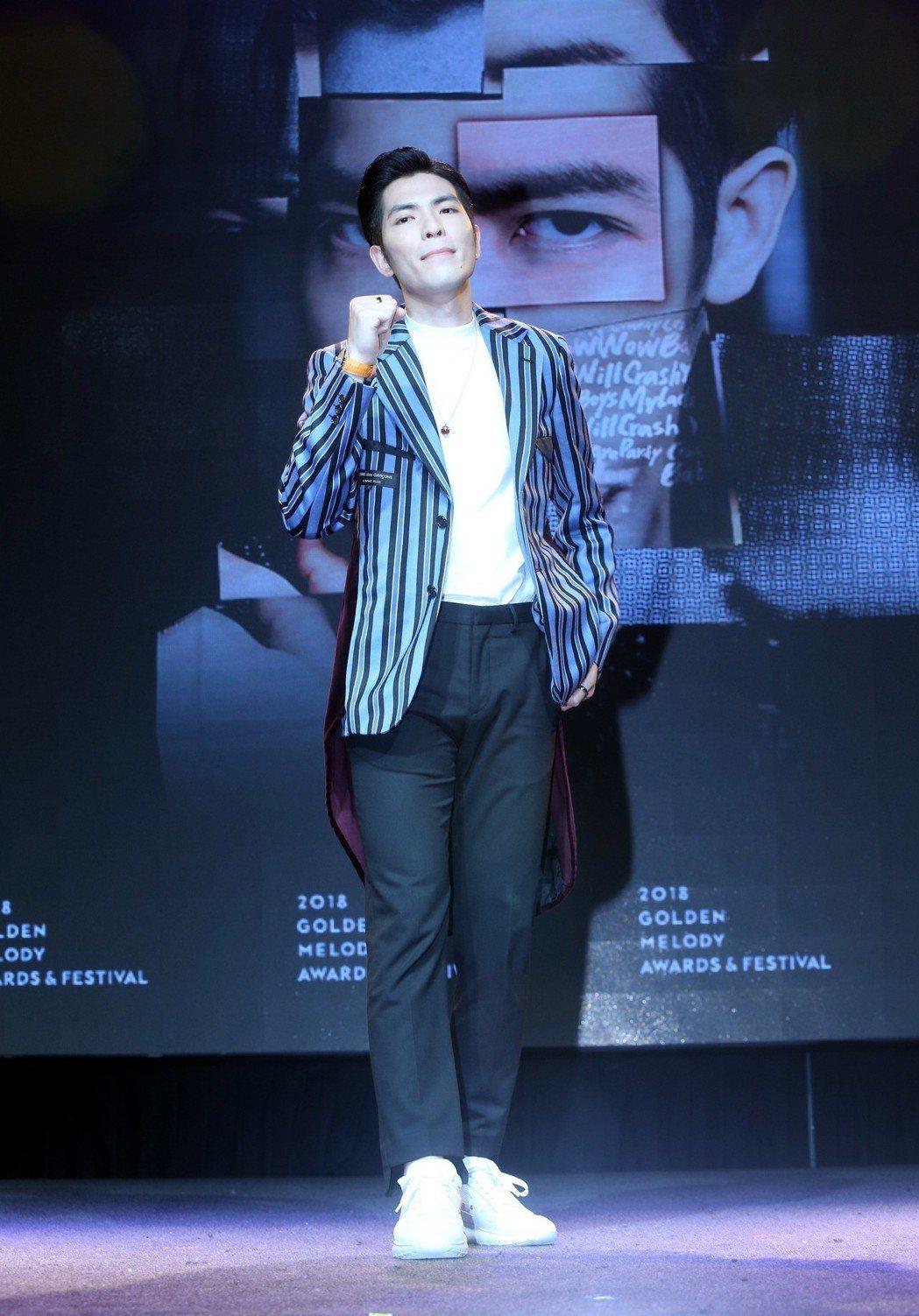 第29屆金曲獎頒獎典禮主持人人選,宣布由蕭敬騰擔任,老蕭表示沒有想到主辦單位會找...
