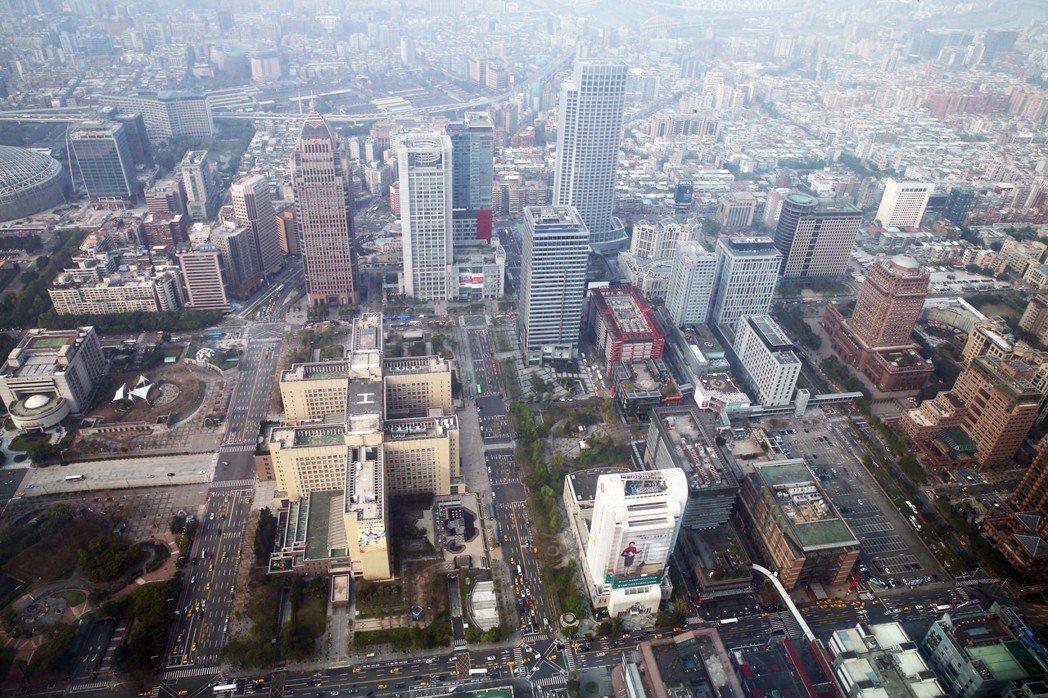 台北市累計至今年前四月有逾700億元土地沒人繼承。 (本報系資料庫)